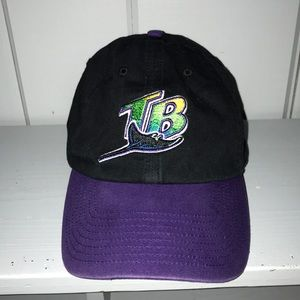 Retro Tampa Bay Devil Rays Hat